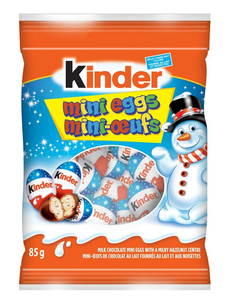 Kinder Canada Giveaway is LIVE