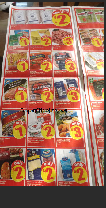 No Frills SNEAK PEEK (Ontario) – Nov. 30 – Dec. 6 – DOLLAR DAYS is BACK!