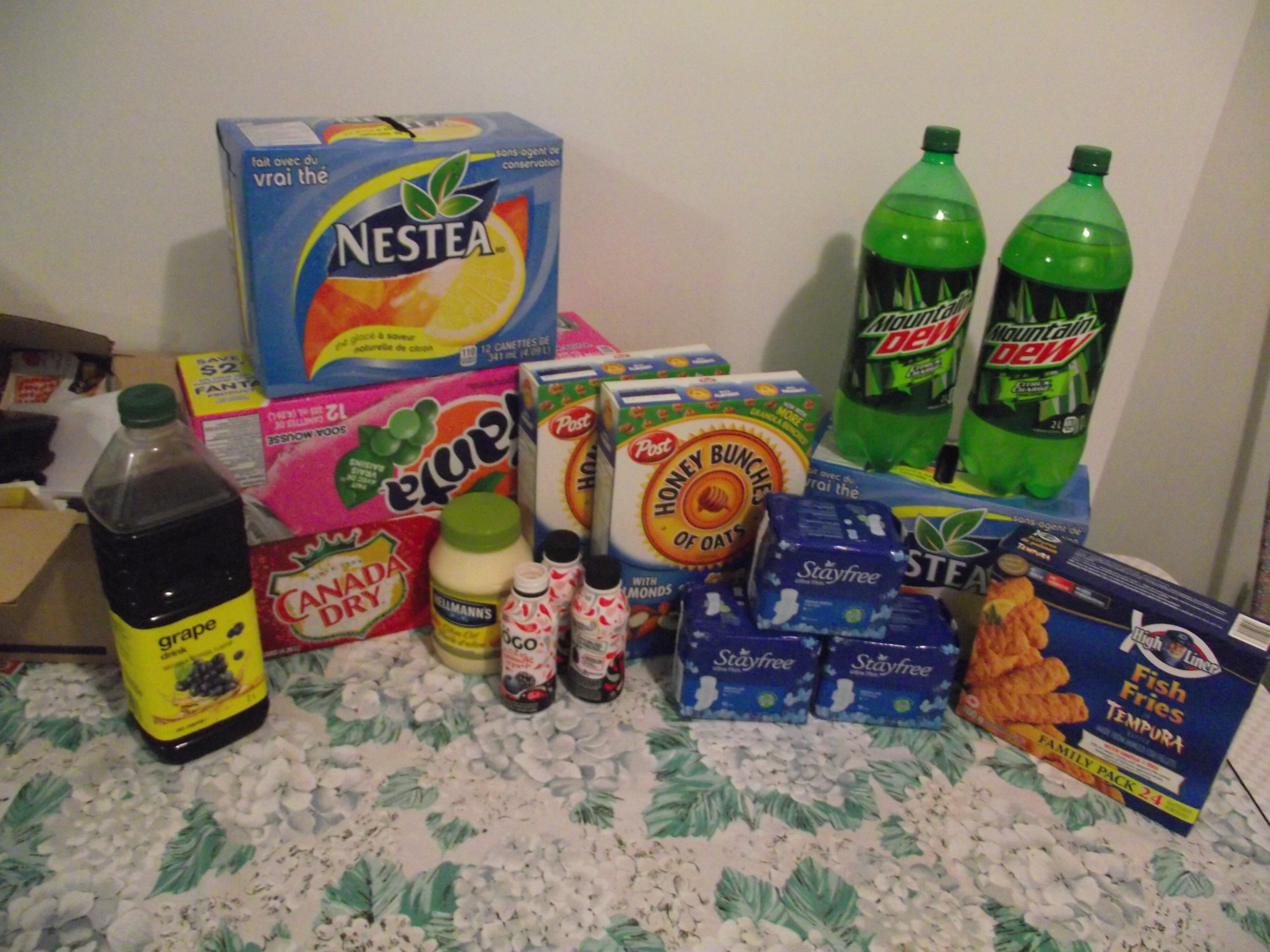 Couponing Shopping Challenge: Contestant #4 – Shopping at RCSS
