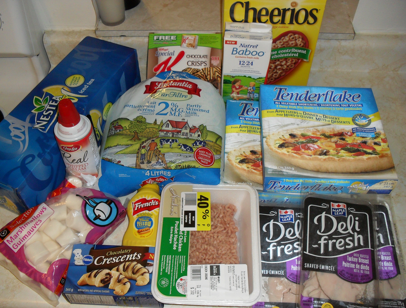 Couponing Shopping Challenge: Contestant #3 – Shopping at Food Basics