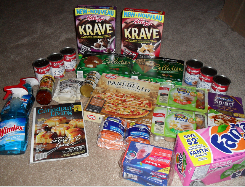 Couponing Shopping Challenge: Contestant #3 – Shopping at Walmart