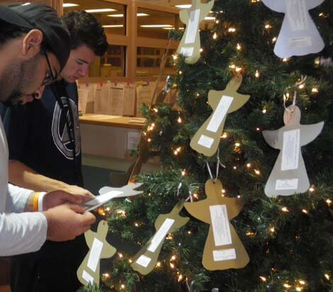 Giving back this Holiday Season – the Angel Tree