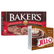 *NEW* Coupons ON Smartsource – Baker's Chocolate and Jell-O Coupons