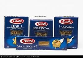 .13 for Barilla Pasta starting Thursday