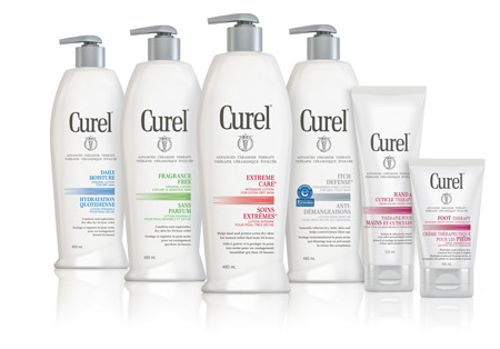 FREE SAMPLE GIVEAWAY – CUREL