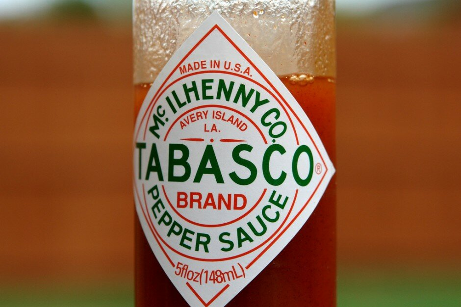 Tabasco Samples Giveaway