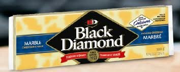 $3.97 Black Diamond Cheese at Giant Tiger