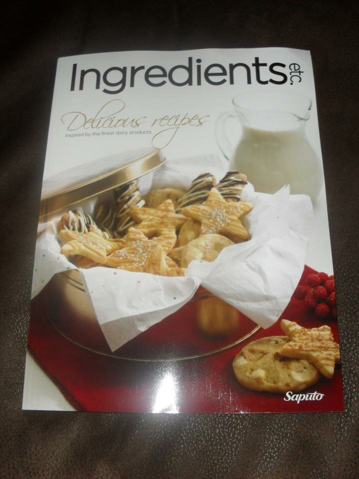 FREE coupons in your FREE December INGREDIENTS Magazine