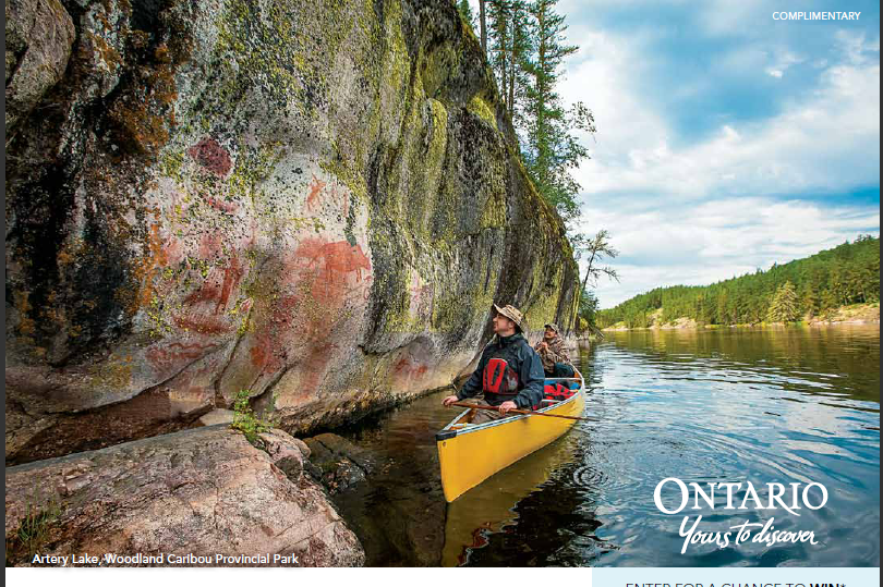 FREE Ontario Outdoor Adventure Calendar