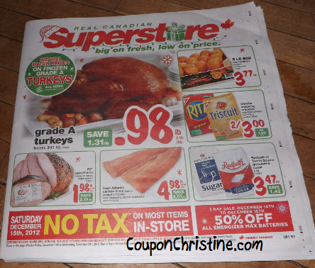 Real Canadian Superstore Deals (Dec. 14 – 20) Ontario