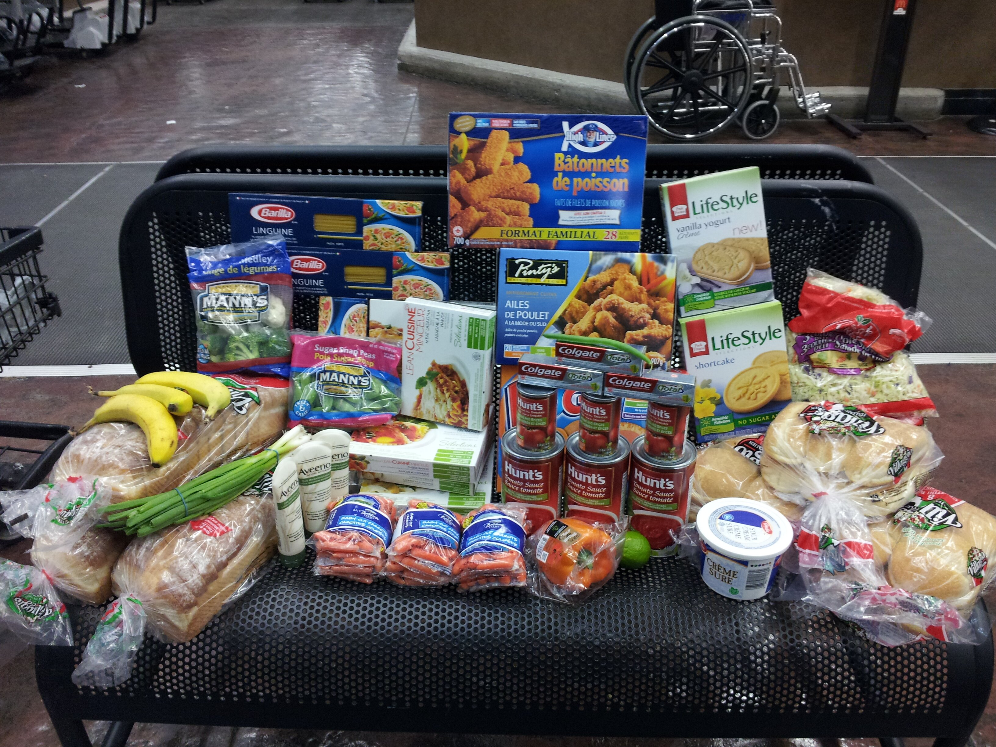 Couponing Shopping Challenge: Contestant #1 – Shopping at Walmart
