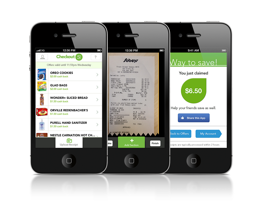 Checkout 51 Launches Brand New FREE app to make Saving Money Easier!