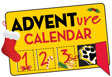 Giant Tiger ADVENTure Calender