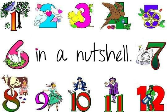 12 Days of Christmas Puzzle ~ Can you Solve this Riddle?
