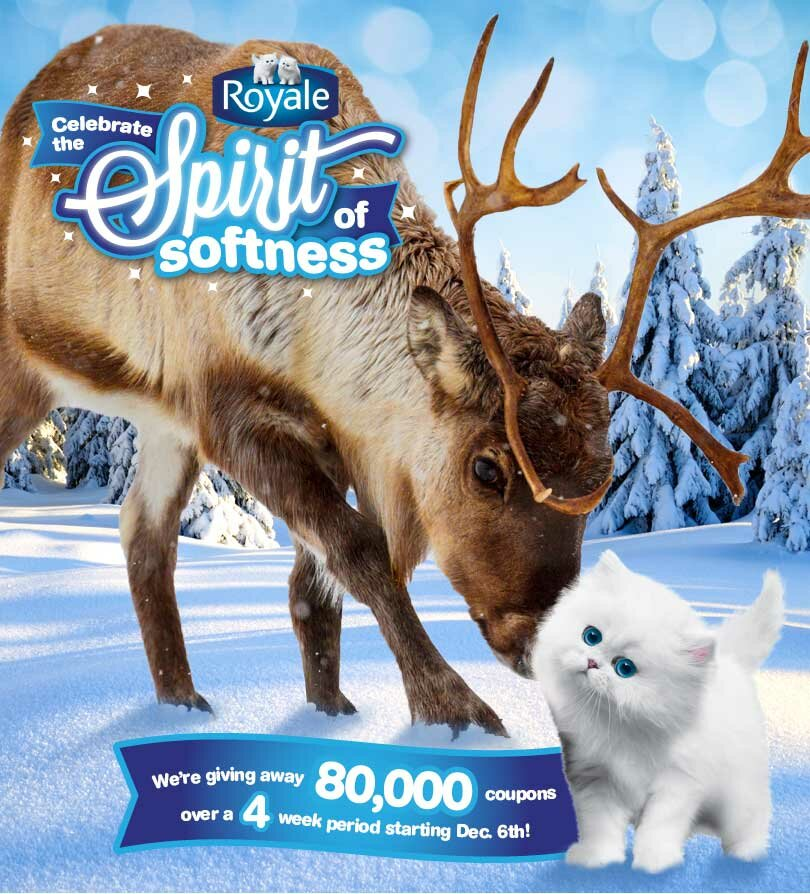 ROYALE – Spirit of Softness 4th coupon is LIVE