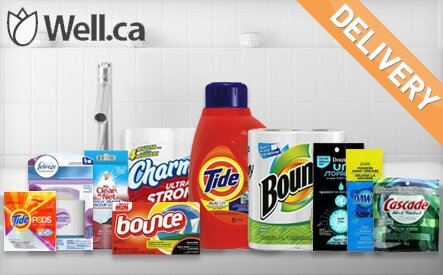 WagJag Deal on P&G Household Products – $15 (shipping free!)