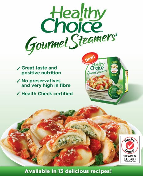 **NEW** BOGO Healthy Choice Steamers