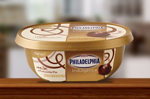 *NEW* Product  + Coupon to LOOK for SOON! Philadelphia Cream Cheese for Chocolate Lovers