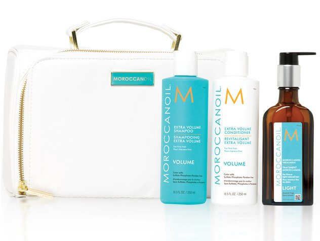 WINNERS!  Moroccan Oil Giveaway (2 gift packs) from a Very Generous Classic Beauty Supplies Store in Toronto