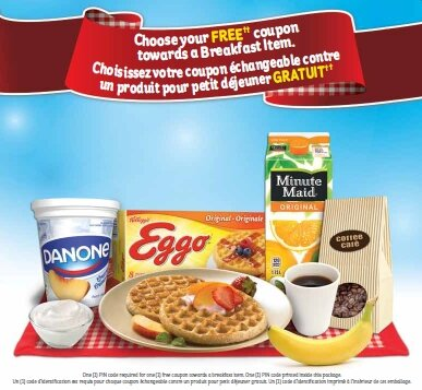 Share your Breakfast PROMO!