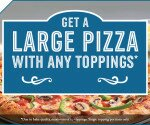 Black Friday Dominos Pizza deals! Limited time!