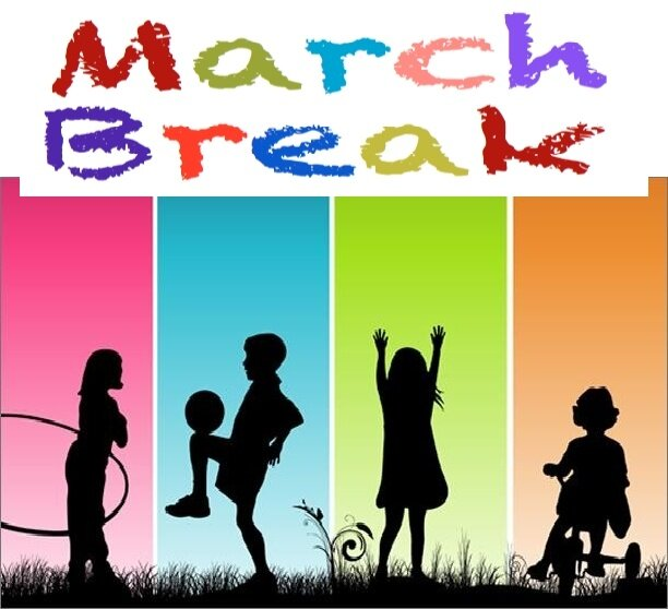 ***March Break Camps , Free and Home ideas ***