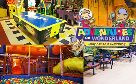 Adventures on Wonderland ~ Great Deal for parents looking for summer birthday parties or just for some admission passes