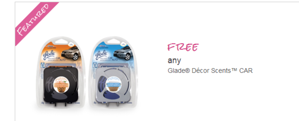 Go GO GO!  Free Car Clip from Save.ca – REORDER PERIOD!