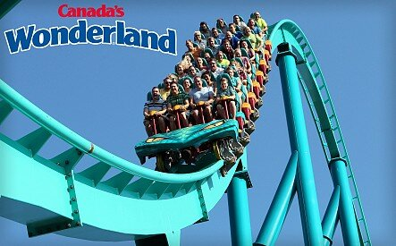 Canada's Wonderland for $29.99 a Ticket!  Best Deal of the Summer