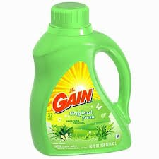 **2.74** For Gain Laundry Detergent