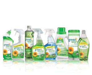**.99** For Green Works Cleaner at Shopper's!