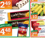 10 cent Ontario Corn at Sobeys (Aug. 22 – 25, 2013) and dollar days throughout the store!
