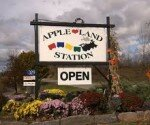 Apple Land Station is back!!