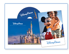 Planning a trip to Walt Disney World? Request a FREE DVD
