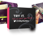 NEW – FREEBIE ALERT = 4 x NEW KOTEX SAMPLES + COUPONS
