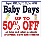 MATEL Baby and Toy OUTLET SALE – in Mississauga – next 3 weekends !