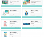Pampers and Huggies Coupons ~ Have you requested them all?
