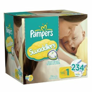 Pampers Diaper sale at Amazon.ca PLUS FREE SHIPPING!!