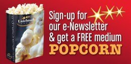 EMPIRE Movie Theatre is Closed ~ NEW LANDMARK THEATRE to take its place + FREE POPCORN!