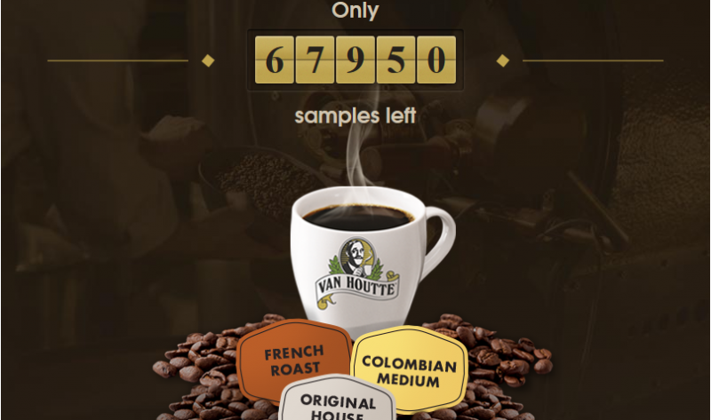 Have you grabbed your FREE K CUPS yet?  Two great promos to get you FREE stuff!