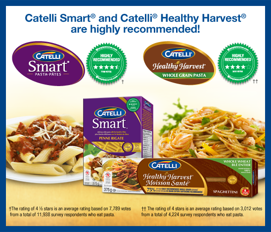2 NEW Catelli Coupons!