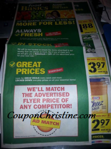 food basics Coupon Christine