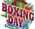 **BOXING DAY** Deals