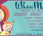 NEXT WHOA MAMA! Mom to Mom Sale ~ Sat. Jan 18th ~ LONDON