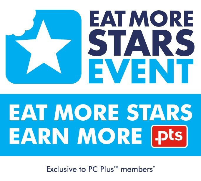 New offer added to PC Plus Points. Guiding stars personal profile!