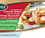 Food Recall Warning – Lilydale brand Oven Roasted Carved Chicken Breast recalled due to Listeria monocytogenes