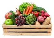 Saving Money on Produce ~ Globally Local Organic Produce Boxes
