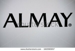 stock-photo-january-berlin-the-logo-of-the-brand-almay-182090957